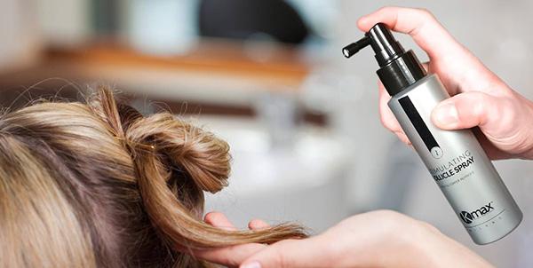 hair loss in spring stimulating follicle spray